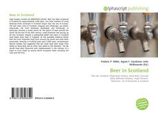 Bookcover of Beer in Scotland