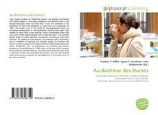 Buchcover von Au Bonheur des Dames