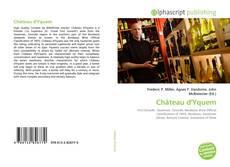 Bookcover of Château d'Yquem