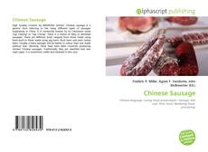 Bookcover of Chinese Sausage