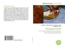 Buchcover von Giuseppe Cesari