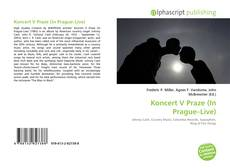 Bookcover of Koncert V Praze (In Prague–Live)