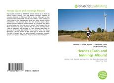 Heroes (Cash and Jennings Album)的封面