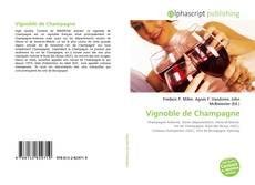 Bookcover of Vignoble de Champagne