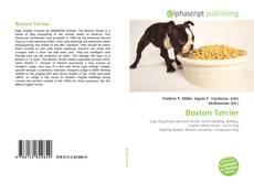 Portada del libro de Boston Terrier