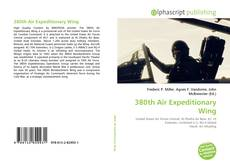 Buchcover von 380th Air Expeditionary Wing