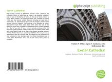 Bookcover of Exeter Cathedral