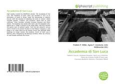 Couverture de Accademia di San Luca