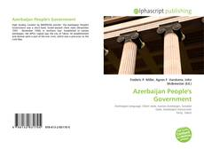 Bookcover of Azerbaijan People's Government