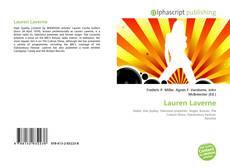Lauren Laverne kitap kapağı