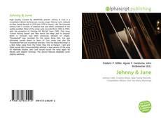 Обложка Johnny