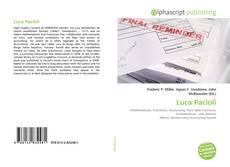 Couverture de Luca Pacioli