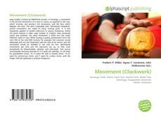 Bookcover of Movement (Clockwork)