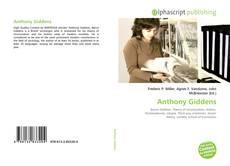 Copertina di Anthony Giddens