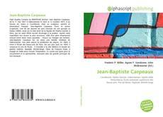 Bookcover of Jean-Baptiste Carpeaux