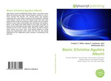 Couverture de Bionic (Christina Aguilera Album)