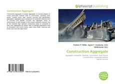 Construction Aggregate的封面