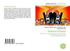 Andreas Carlsson的封面