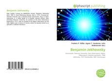 Bookcover of Benjamin Jekhowsky