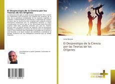 Capa do livro de El Desprestigio de la Ciencia por las Teorías de los Orígenes