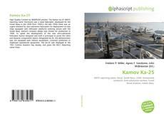 Обложка Kamov Ka-25