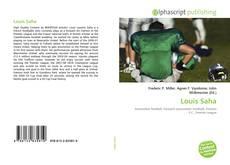 Buchcover von Louis Saha