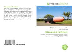 Bookcover of Dissuasion Nucléaire