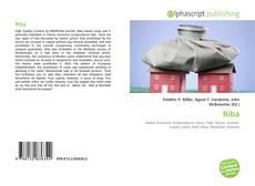 Buchcover von Riba