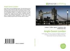 Borítókép a  Anglo-Saxon London - hoz