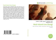 Bookcover of Rock Island Line (Song)