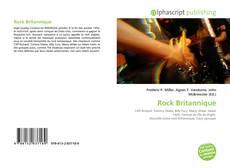 Bookcover of Rock Britannique