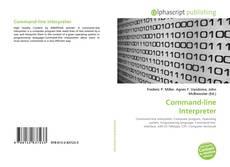 Portada del libro de Command-line Interpreter