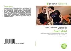 Portada del libro de Death Metal