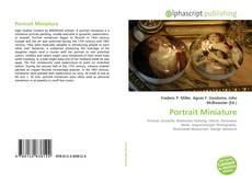 Portada del libro de Portrait Miniature