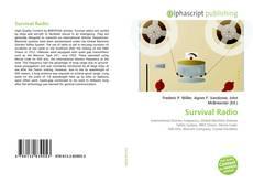 Borítókép a  Survival Radio - hoz
