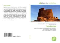 Обложка Taos Pueblo