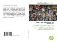 Обложка Grand-duché de Toscane