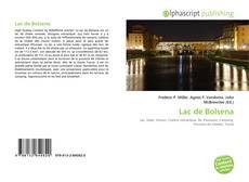 Lac de Bolsena kitap kapağı