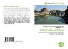 Bookcover of Raffaello da Montelupo