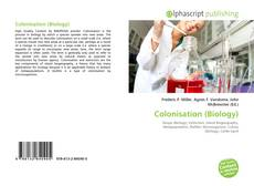 Bookcover of Colonisation (Biology)
