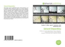 Bookcover of Gérard Depardieu