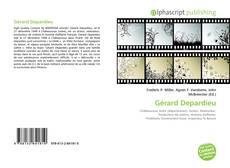 Couverture de Gérard Depardieu