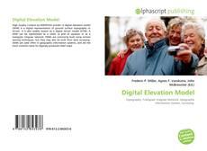Bookcover of Digital Elevation Model