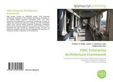 Bookcover of FDIC Enterprise Architecture Framework