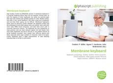 Membrane keyboard的封面