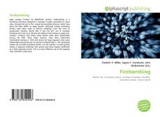 Bookcover of Firebombing