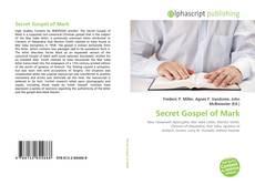 Bookcover of Secret Gospel of Mark