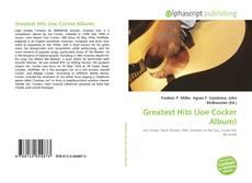 Copertina di Greatest Hits (Joe Cocker Album)