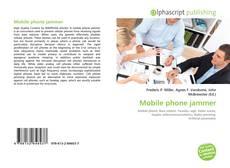 Buchcover von Mobile phone jammer