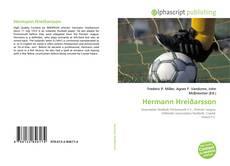 Buchcover von Hermann Hreiðarsson